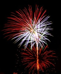 Independence Day Celebration in Downtown Ellijay