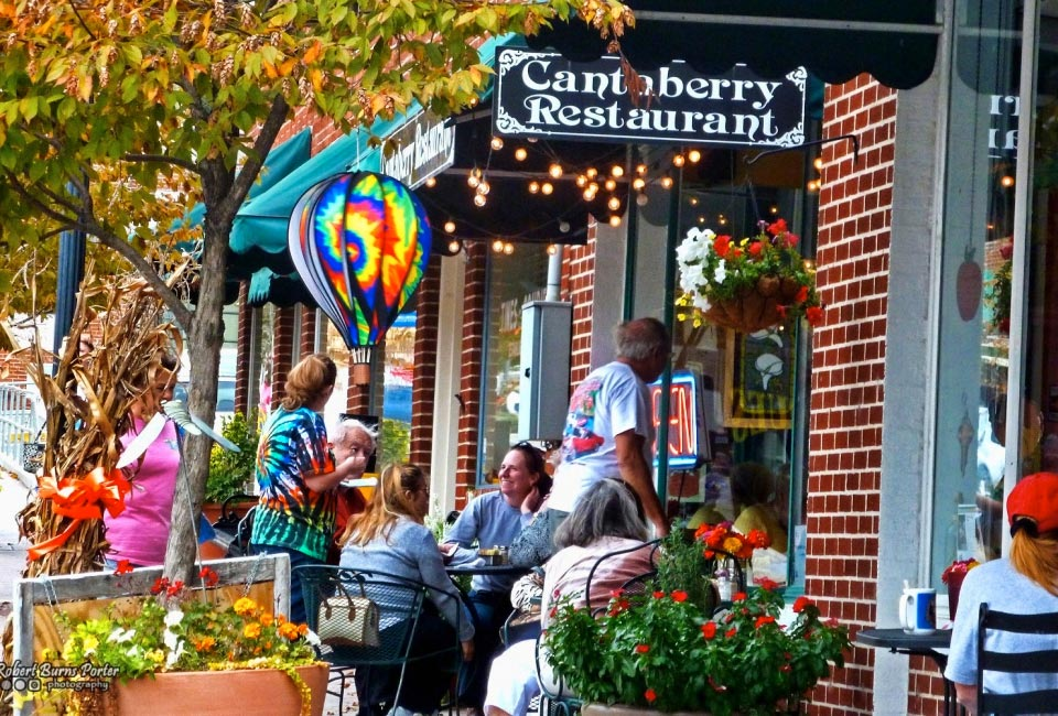 Cantaberry Restaurant