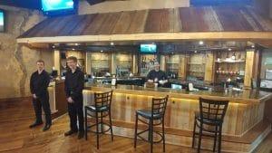 The 1907 Restaurant Bar