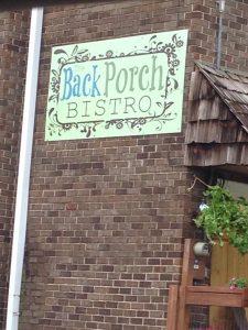 Back Porch Bistro
