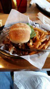 River Street Tavern Steakhouse Burger