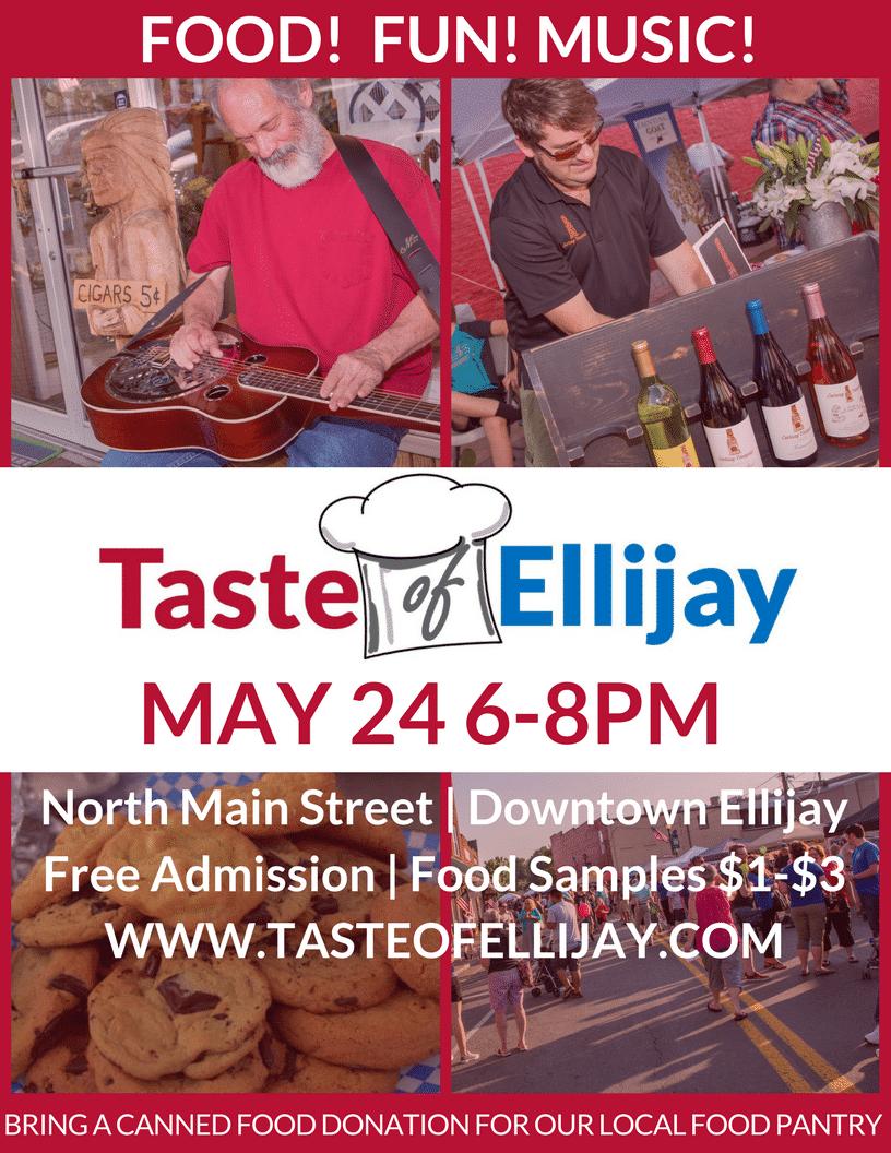 Taste of Ellijay
