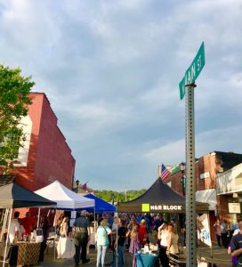Taste of Ellijay - street-view