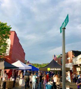 Taste of Ellijay - street-view