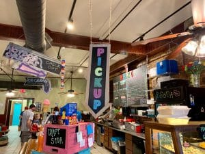 MooBears Ice Cream & Hotdog shop pickup location