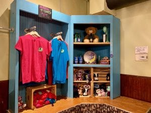 MooBears T-Shirts and other local goods for sale
