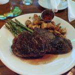 Emilys has great steaks
