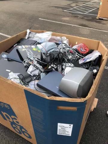 Gilmer County eWaste Recycle Event