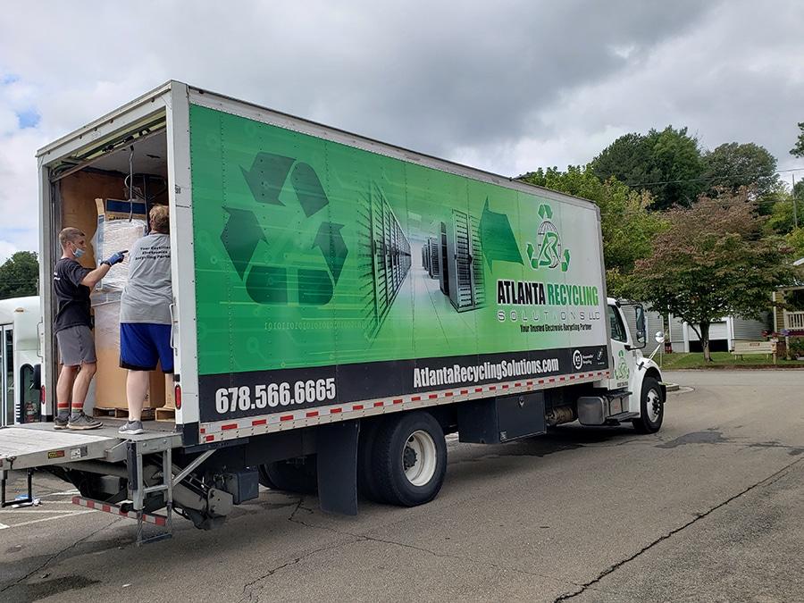 Keep Gilmer Beautiful – e-waste